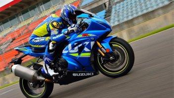 Moto - News: Suzuki: promo per GSX-R1000 e GSX-S1000F