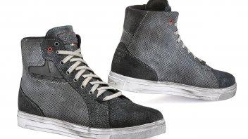 News Prodotto: TCX Street Ace Air: la scarpa tecnica... ventilata
