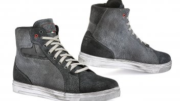 Moto - News: TCX Street Ace Air: la scarpa tecnica... ventilata
