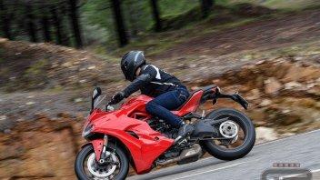 Moto - News: Ducati: richiamo preventivo per circa 7.200 SuperSport