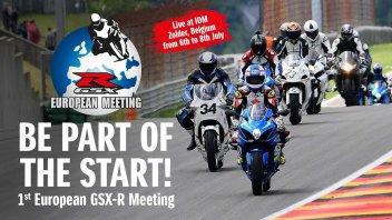 News Prodotto: Kevin Schwantz ospite del 1° Raduno Europeo GSX-R