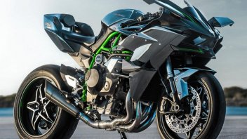 "News Prodotto: La Kawasaki H2R pronta al decollo con ""Maverick"""
