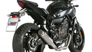 News Prodotto: Mivv Delta Race e GP Pro per Kawasaki Z650 e Yamaha MT-07