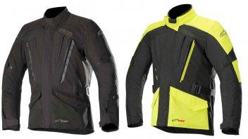 News Prodotto: Alpinestars Volcano Drystar Jacket: mototurismo a 4 stagioni