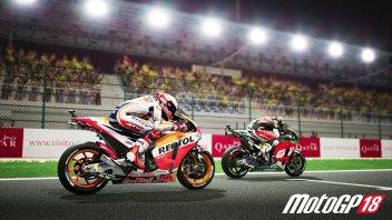 News Prodotto: MotoGP '18, la sfida è veramente contro Marquez, Rossi e Lorenzo