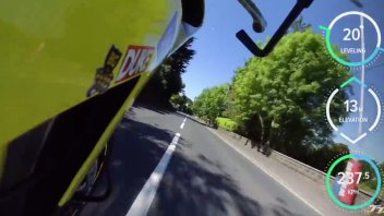 News: TT 2018, Supersport Race 2 GYRO CAM