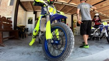 News: A quiet Saturday at the Ranch with Valentino Rossi