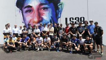 News: A Barcellona un murale per ricordare Salom