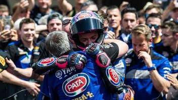 SBK: Alex Lowes: the Yamaha team is now the strongest on track