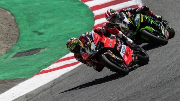 "SBK: Davies: ""without the Corkscrew error, nothing would have changed"""