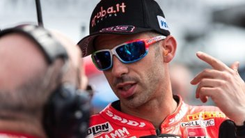"SBK: Melandri: ""Laguna Seca, the track at which to bounce back"""