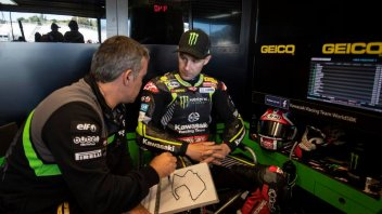 "SBK: Rea: ""The crash? I chose to exaggerate and was punished"""