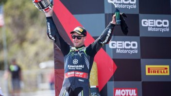 """SBK: Rea irrepressible: """"I win with the rules against me"""""""