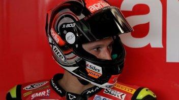 "SBK: Savadori: 4th? The problem is the 25-lap race length"""