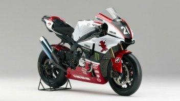 SBK: Yamaha: livrea old style per la 8 Ore di Suzuka
