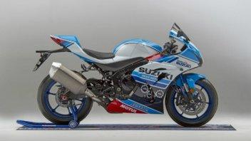 """Moto - News: Suzuki, dal Regno Unito arriva la GSX-R1000R """"classica"""""""