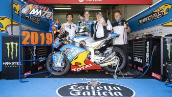 Moto2: No MotoGP for Alex Marquez: he'll stay in Moto2