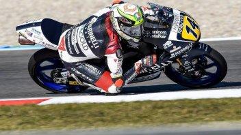 Moto3: FP2: Solo Oettl meglio di Arbolino, 10° Di Giannantonio