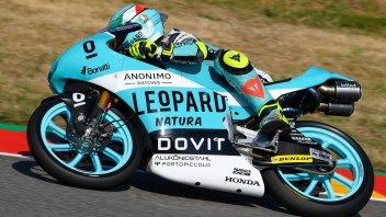 Moto3: FP3: Dalla Porta svetta in Germania, 3° Bezzecchi