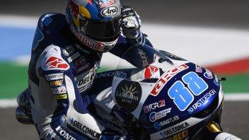 Moto3: Martin vince ed è leader, 3° Bastianini, cade Bezzecchi