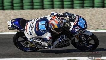 Moto3: Martin subito in vetta nelle FP1 del Sachsenring