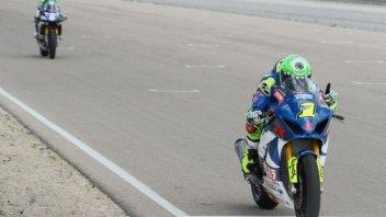 MotoAmerica: Nello Utah è il 200° successo Suzuki grazie ad Elias