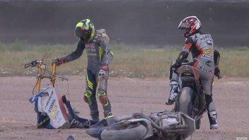 MotoAmerica: Herrin Demolition Man: come distruggere una moto