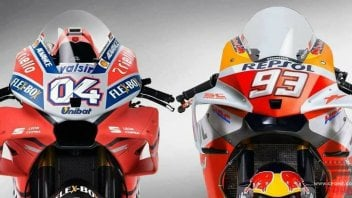 "MotoGP: ""Transformer"" fairings to be banned from 2019"