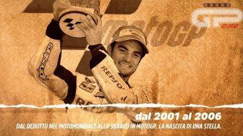 MotoGP: La storia di Dani Pedrosa: una magnifica avventura (1a parte)