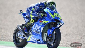 MotoGP: Al Sachsenring Iannone beffa Marquez nella FP1