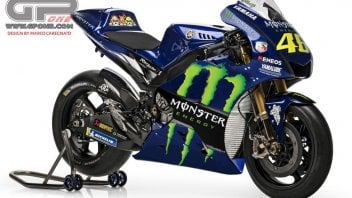 MotoGP: Monster Energy new Yamaha title sponsor from 2019