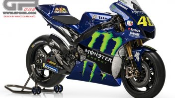 MotoGP: Monster Energy nuovo title sponsor Yamaha dal 2019