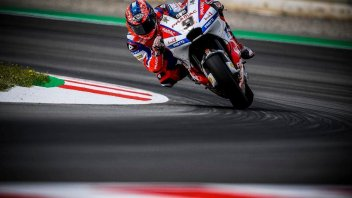MotoGP: Petrucci: The increase in temperature slowed me down