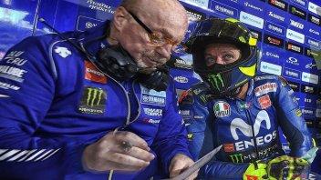 MotoGP: Rossi: Forcada? starò con Galbusera finché correrò