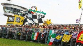 MotoGP: GP Sachsenring: gli orari in TV sul nuovo canale Sky e TV8