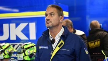 MotoGP: Taramasso: gomma morbida? Attenti a non surriscaldarla