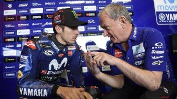 MotoGP: Vinales: difficile sostituire Forcada, ma farlo sarà positivo