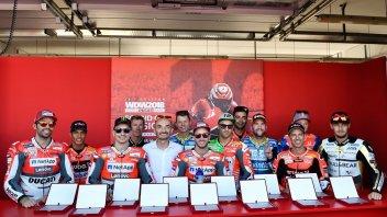 MotoGP: WDW, Race of Champions: Pirro in pole, 6° Dovizioso