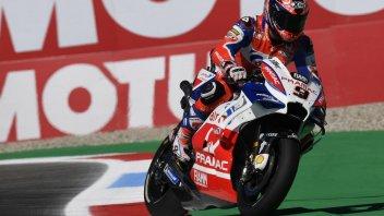 MotoGP: Petrucci: il taglio di chicane ha rovinato la mia gara