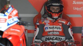 MotoGP: Lorenzo: sono 1° però Marquez resta il favorito