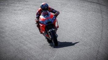MotoGP: Furie rosse al Sachsenring: Lorenzo davanti a Petrucci