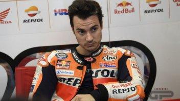 MotoGP: Pedrosa: il mio futuro? Voglio rimanere nel mondo delle corse