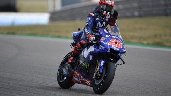 """MotoGP: Vinales: """"col mio stile compenso i problemi di elettronica"""""""