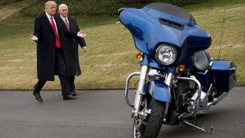 News Prodotto: Harley-Davidson Vs Trump: il Presidente prende in giro H-D