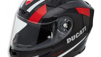 News Prodotto: X-lite X-803 Ultra Carbon Ducati Speed Evo: ducatista accontentato