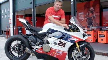 News Prodotto: Race of Champions: oltre 120.000 euro per la V4S di Bayliss
