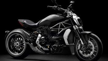 News Prodotto: Ducati aggiorna la Diavel: V-twin 1260 con DVT in arrivo