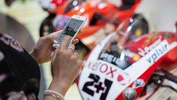 Moto - News: Tecnologia - Museo Ducati: arriva la guida multimediale