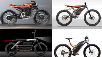 News Prodotto: Il futuro Harley Davidson? Passa anche per l'elettrico