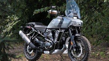 News Prodotto: Vento di crisi? Harley Davidson all'attacco del mercato